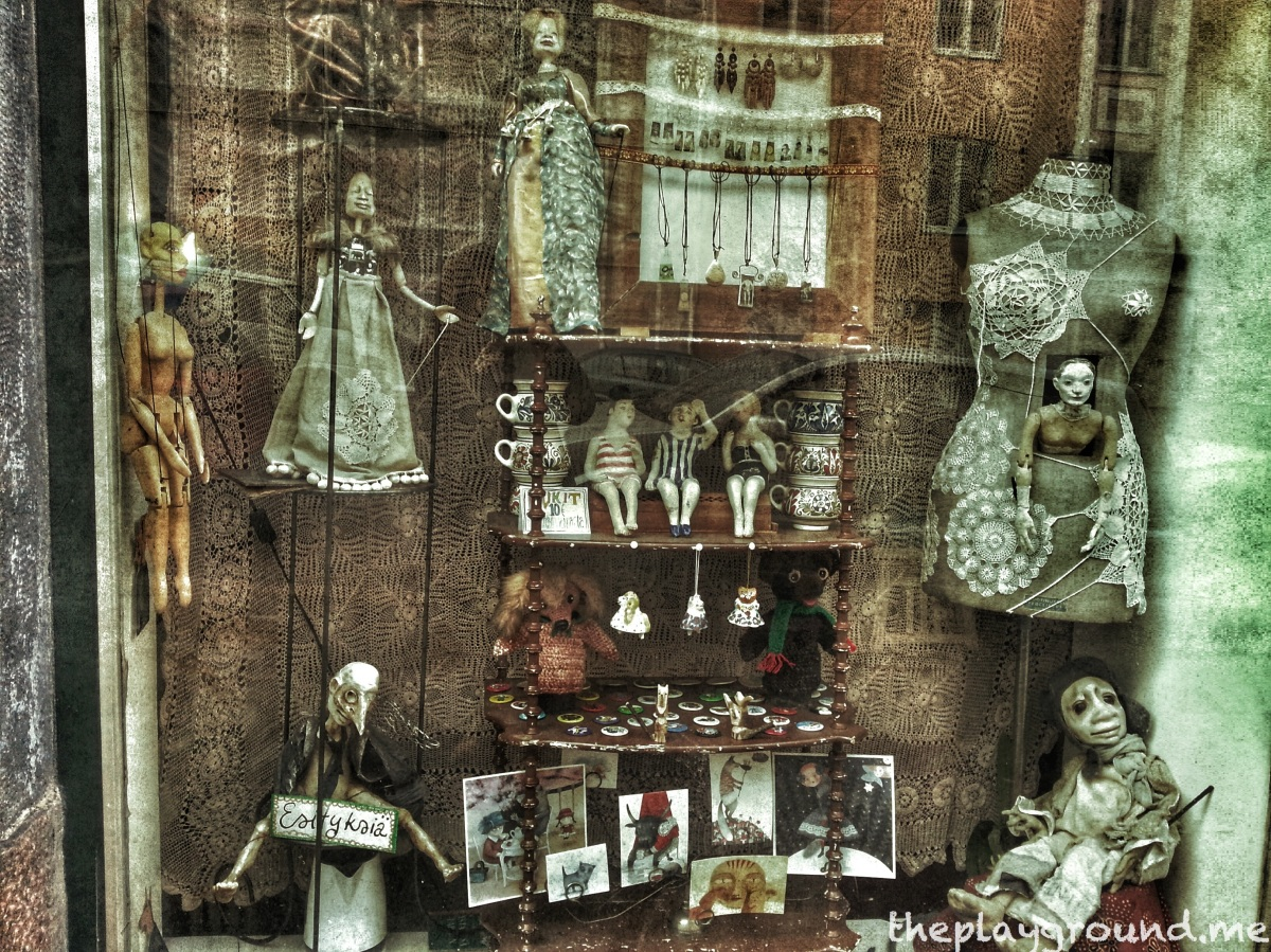 Freak Show Windows