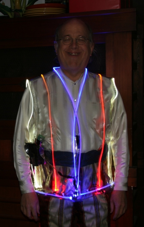 simple-led-art-vest